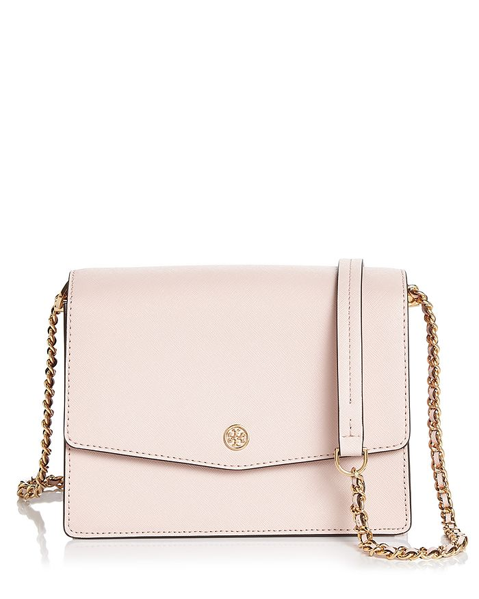 Tory Burch - Robinson Leather Convertible Shoulder Bag