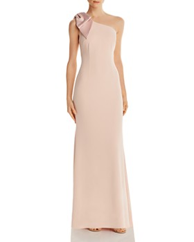 f1f2812fe1b Eliza J - One-Shoulder Gown ...