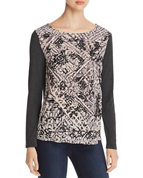 Weekend Max Mara - Aloe Embroidered Top