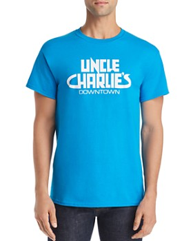 Opening Ceremony - x Bloomingdale's Uncle Charlie's Graphic Tee - 100% Exclusive