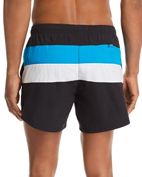 BOSS - Filefish Color-Block Swim Shorts