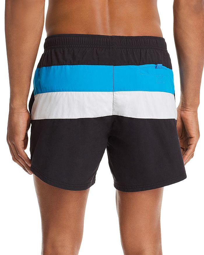 84f24aebb BOSS Hugo Boss Filefish Color-Block Swim Shorts   Bloomingdale's