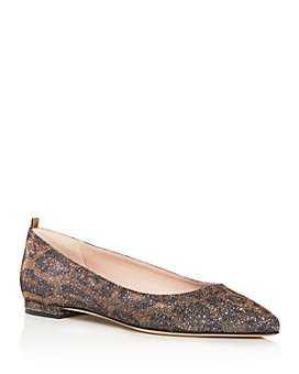 SJP by Sarah Jessica Parker - Women's Story Pointed-Toe Ballet Flats