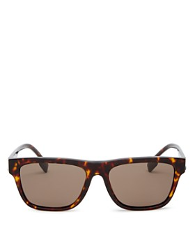 Burberry - Men's Square Sunglasses, 56mm