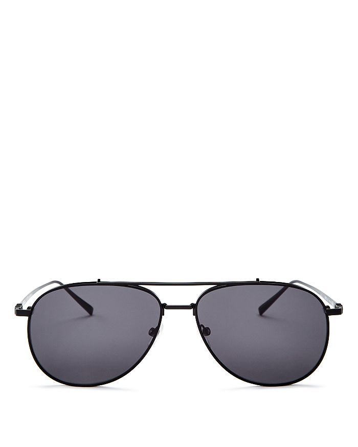 Salvatore Ferragamo - Men's Aviator Sunglasses, 60mm