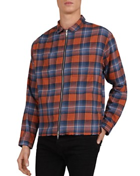 The Kooples - Checked Regular Fit Shirt