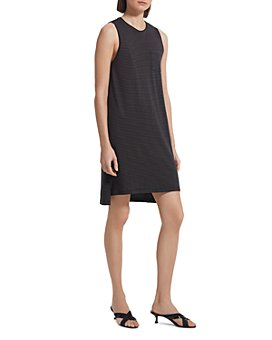 ATM Anthony Thomas Melillo - Striped Jersey Dress