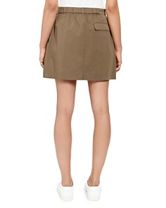Theory - Cargo Mini Skirt
