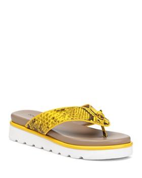 Donald Pliner - Women's Leaane Thong Sandals