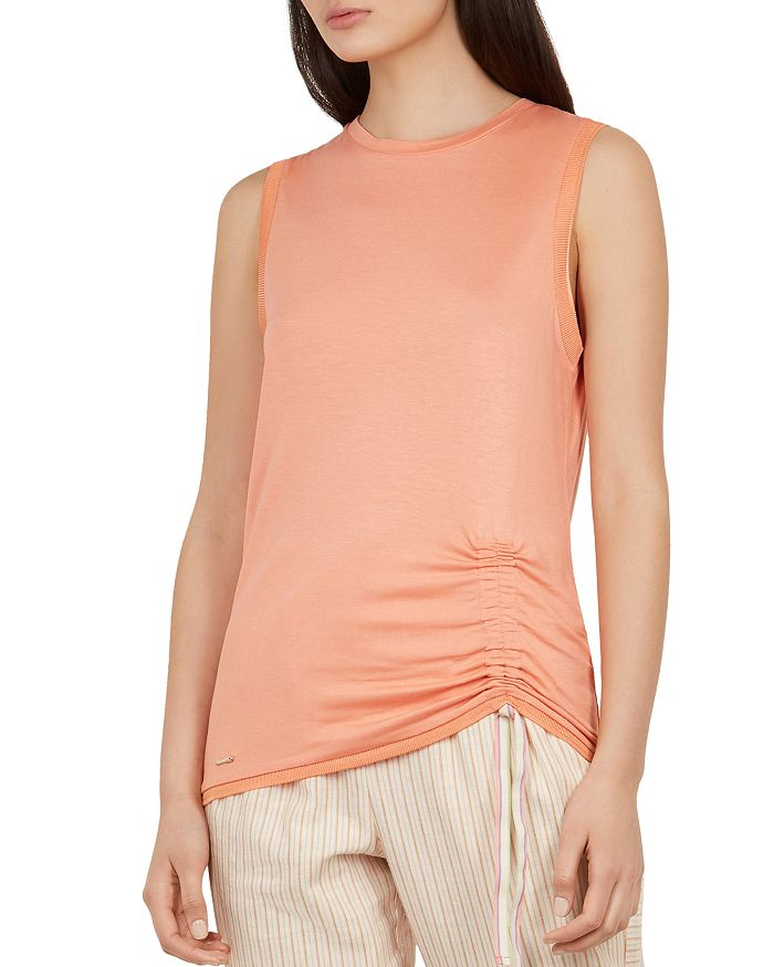 94c3298497cfb7 Ted Baker Ted Baker Colour by Numbers Louley Ruched Top | Bloomingdale's