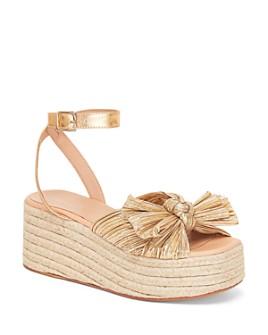 Loeffler Randall - Women's Posey Espadrille Flatform Sandals