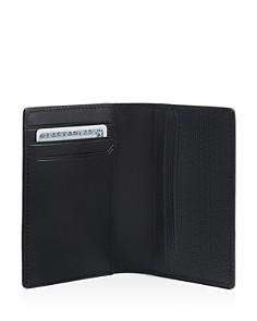 Tumi - Monaco Embossed Leather Folding Card Case