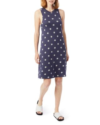 ALTERNATIVE APPAREL | Alternative Star Print Tank Dress | Goxip