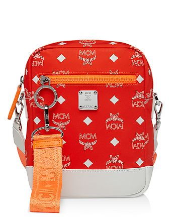 MCM - Resnick Nylon Crossbody Bag