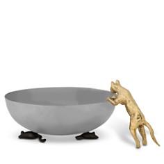 Michael Aram - Cat & Mouse Dish