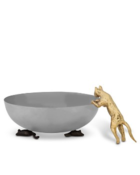 Michael Aram - Cat & Mouse Dish