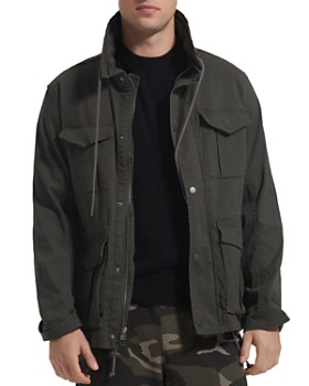 ATM Anthony Thomas Melillo - Stetch Field Jacket
