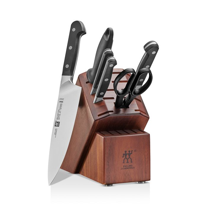 Zwilling J.A. Henckels - Pro 7-Piece Knife Block Set