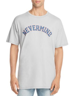 Nevermind Graphic Tee by The People Vs.