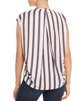 Kenneth Cole - V-Neck High/Low Top