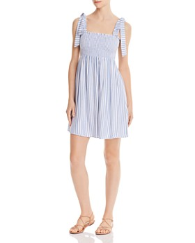 Show Me Your MuMu - Sunny Striped Dress
