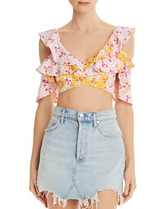 All Things Mochi - Kelly Silk Top