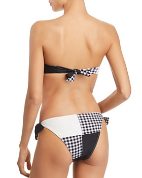 Paper London - Cha Cha Side Tie Bikini Bottom