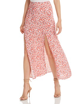 The Fifth Label - Fresco Floral-Print Maxi Skirt