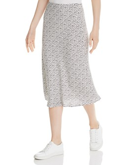 Rails - London Dotted Slip Skirt