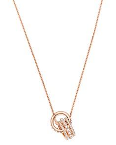 "Swarovski - Further Pendant Necklace, 16.5"""