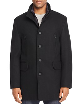 Cole Haan - Melton 3-in-1 Top Coat