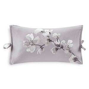 Natori Sakura Blossom Oblong Decorative Pillow, 12 x 20