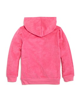 Mini Series - Girls' Terry Zip Hoodie, Little Kid - 100% Exclusive