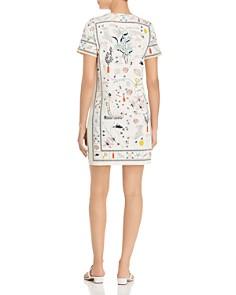 Tory Burch - Printed T-Shirt Dress