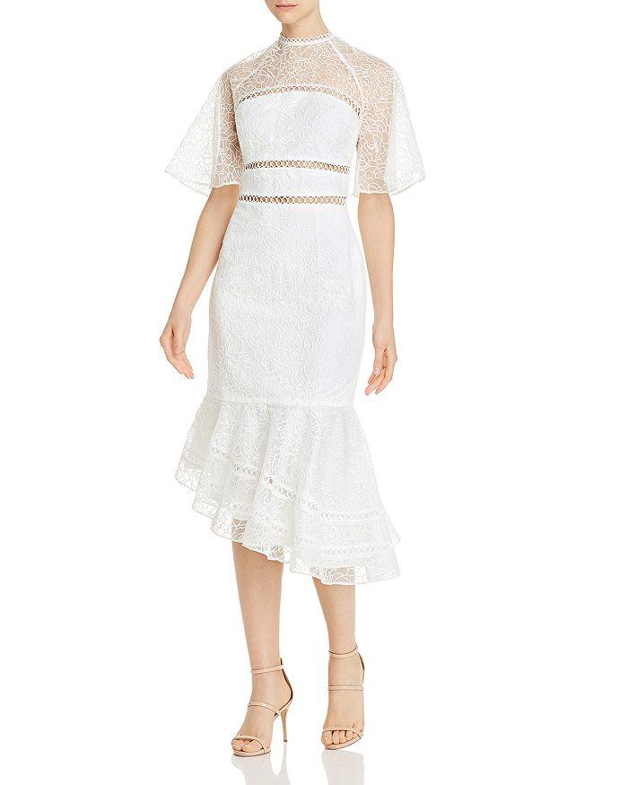 Keepsake - Awaken Lace Midi Dress