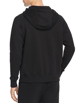 Just Cavalli - Cheetah Graphic Hooded Sweatshirt