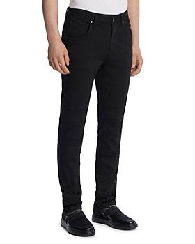 KARL LAGERFELD PARIS - Skinny Fit Jeans in Black