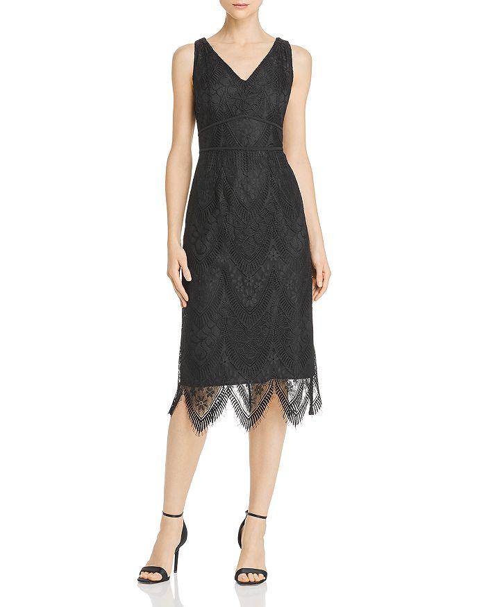 nanette Nanette Lepore - Lace Sheath Dress
