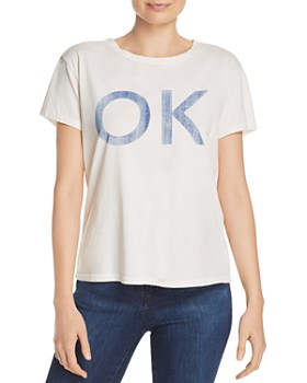 MOTHER - The Boxy Goodie Goodie OK Tee