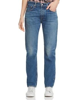 rag & bone - Rosa Boyfriend Jeans in Brees