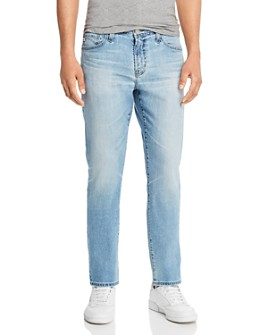 AG - Everett Slim Straight Fit Jeans in 22 Years Flood - 100% Exclusive