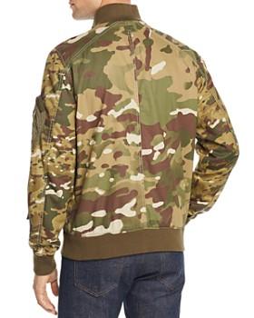 G-STAR RAW - Bolt Camouflage-Print Bomber Jacket