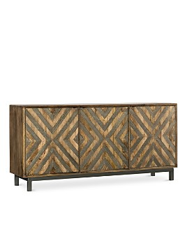 "Hooker Furniture - Jones 69"" Entertainment & Accent Console"