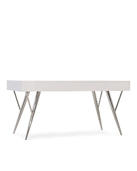 """Hooker Furniture - Sophistacated Contemporary 60"""" Writing Desk"""