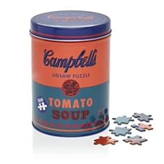 Chronicle Books - Andy Warhol Campbell's Soup 300-Piece Puzzle