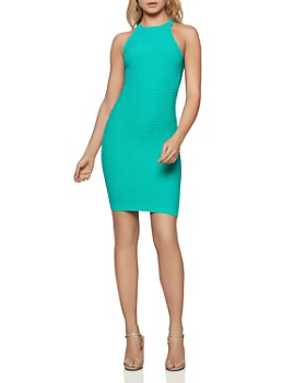 862097b8703 BCBGENERATION - Textured Body-Con Dress ...