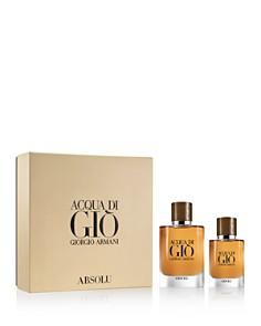 Armani - Acqua di Giò Absolu Eau de Parfum Gift Set ($173 value)