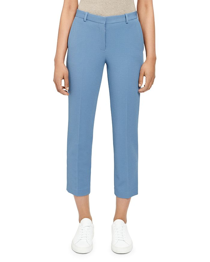 Theory - Tailored Cropped Pants
