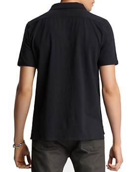 John Varvatos Collection - Regular Fit Camp Shirt