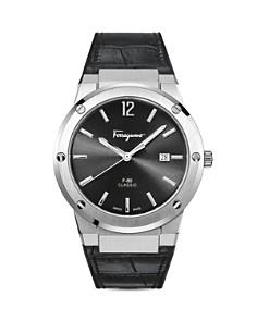 Salvatore Ferragamo - F-80 Slim Watch, 41mm